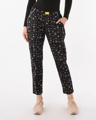 Buy Aliens All Over Printed Pyjama Online India @ Bewakoof.com