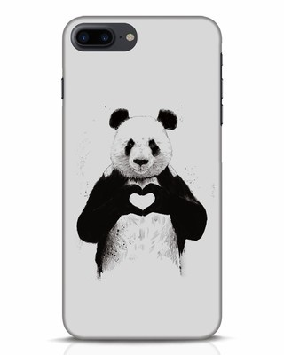 Shop All You Need Is Love iPhone 7 Plus Mobile Cover-Front