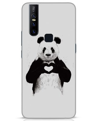 Shop All You Need Is Love Vivo V15 Mobile Cover-Front