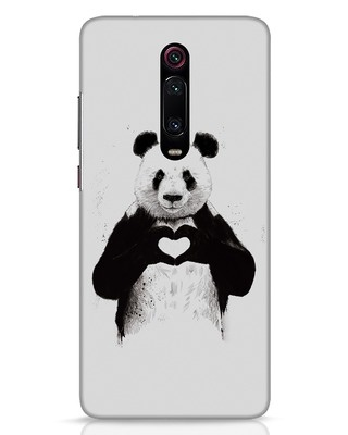 Shop All You Need Is Love Xiaomi Redmi K20 Mobile Cover-Front
