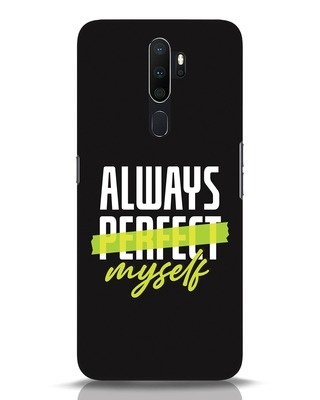 Shop Always Myself Oppo A5 2020 Mobile Cover-Front