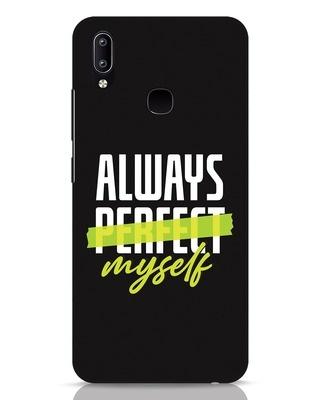 Shop Always Myself Vivo Y91 Mobile Cover-Front