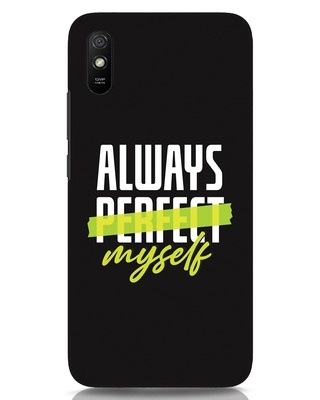 Shop Always Myself Xiaomi Redmi 9A Mobile Cover-Front