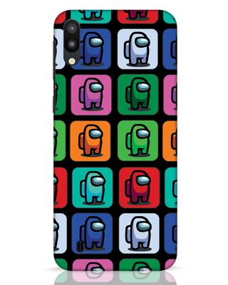 Shop Among Us Aop Samsung Galaxy M10 Mobile Cover-Front