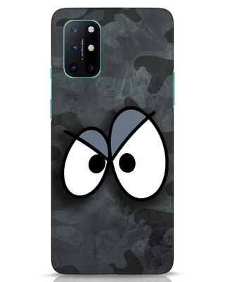Shop Angry Camo OnePlus 8T Mobile Cover-Front