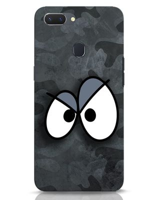 Shop Angry Camo Realme 2 Mobile Cover-Front