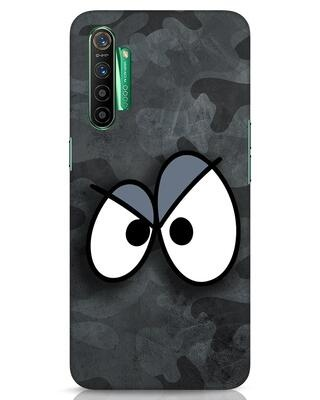 Shop Angry Camo Realme X2 Mobile Cover-Front