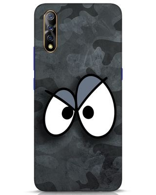 Shop Angry Camo Vivo S1 Mobile Cover-Front
