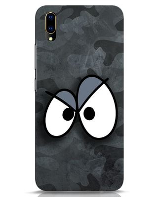 Shop Angry Camo Vivo V11 Pro Mobile Cover-Front