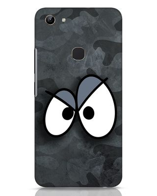Shop Angry Camo Vivo Y81 Mobile Cover-Front