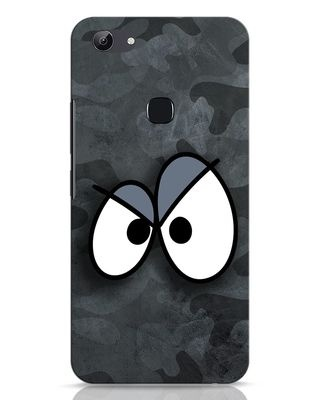 Shop Angry Camo Vivo Y83 Mobile Cover-Front