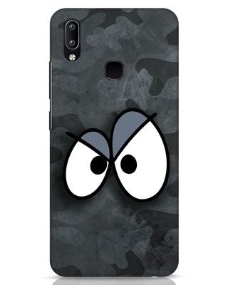Shop Angry Camo Vivo Y91 Mobile Cover-Front