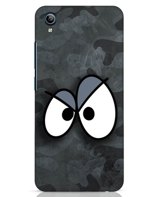 Shop Angry Camo Vivo Y91i Mobile Cover-Front