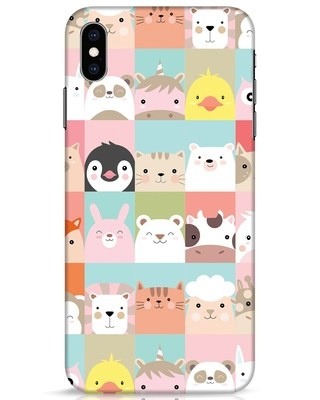 Shop Animal Farm iPhone XS Max Mobile Cover-Front