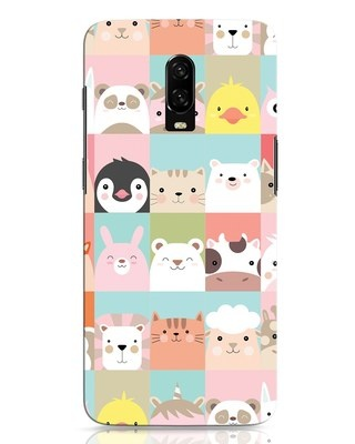 Shop Animal Farm OnePlus 6T Mobile Cover-Front