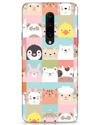 Shop Animal Farm OnePlus 7 Pro Mobile Cover-Front