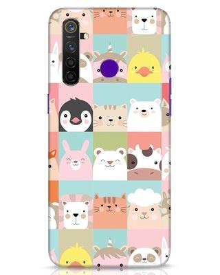 Shop Animal Farm Realme 5 Pro Mobile Cover-Front