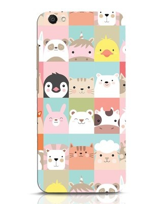 Shop Animal Farm Vivo V5 Mobile Cover-Front