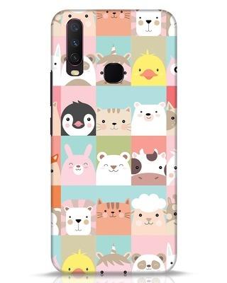 Shop Animal Farm Vivo Y17 Mobile Cover-Front