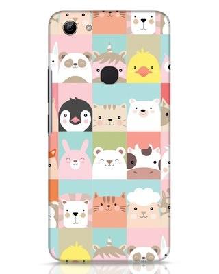 Shop Animal Farm Vivo Y81 Mobile Cover-Front