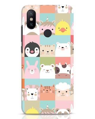 Shop Animal Farm Xiaomi Mi A2 Mobile Cover-Front