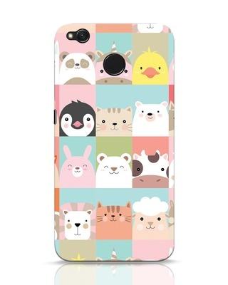 Shop Animal Farm Xiaomi Redmi 4 Mobile Cover-Front