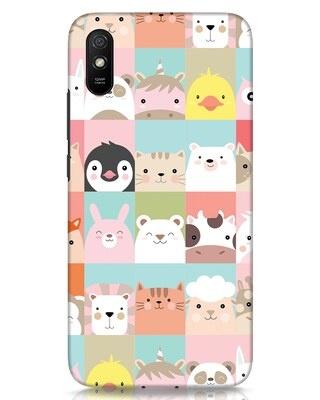 Shop Animal Farm Xiaomi Redmi 9A Mobile Cover-Front