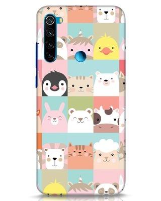 Shop Animal Farm Xiaomi Redmi Note 8 Mobile Cover-Front