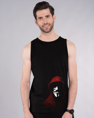 Shop Anonymous Mask Vest-Front