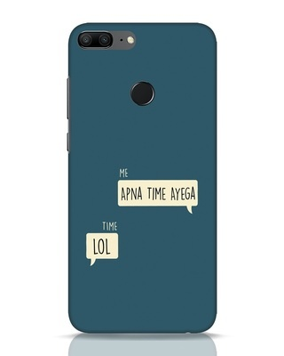 Shop Apna Time Aayega Lol Huawei Honor 9 Lite Mobile Cover-Front