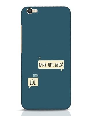 Shop Apna Time Aayega Lol Vivo V5 Mobile Cover-Front