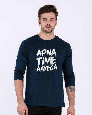 4017aeab Full Sleeve T Shirts - Buy Full T Shirt for Men Online India | Bewakoof