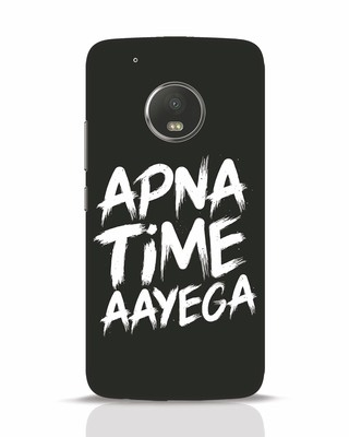 Shop Apna Time Moto G5 Plus Mobile Cover-Front