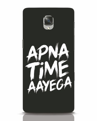 Shop Apna Time OnePlus 3T Mobile Cover-Front