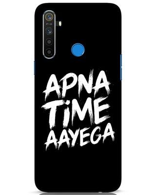 Shop Apna Time Realme 5 Mobile Cover-Front
