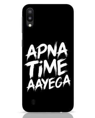 Shop Apna Time Samsung Galaxy M10 Mobile Cover-Front