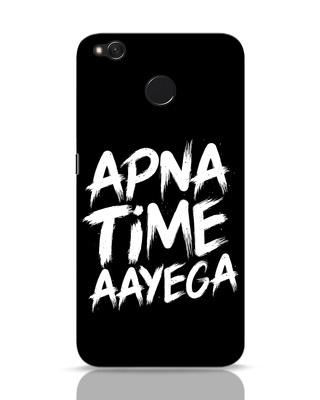 Shop Apna Time Xiaomi Redmi 4 Mobile Cover-Front
