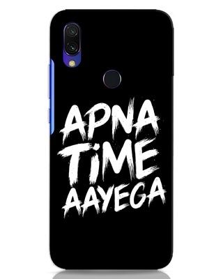 Shop Apna Time Xiaomi Redmi Y3 Mobile Cover-Front