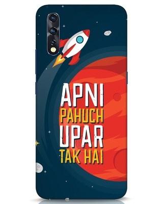 Shop Apni Pahuch Upar Tak Hai Vivo Z1x Mobile Cover-Front