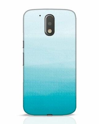 Shop Aqua Moto G4 Plus Mobile Cover-Front