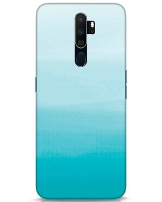 Shop Aqua Oppo A9 2020 Mobile Cover-Front