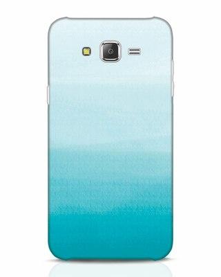 Shop Aqua Samsung Galaxy J7 Mobile Cover-Front