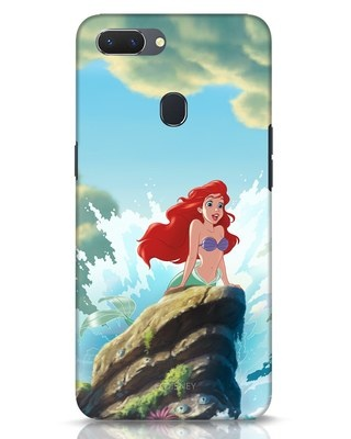 Shop Ariel Realme 2 Mobile Cover (DL)-Front