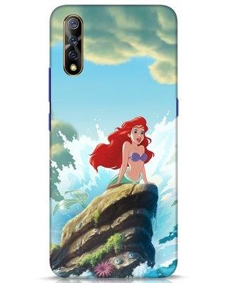 Shop Ariel Vivo S1 Mobile Cover (DL)-Front