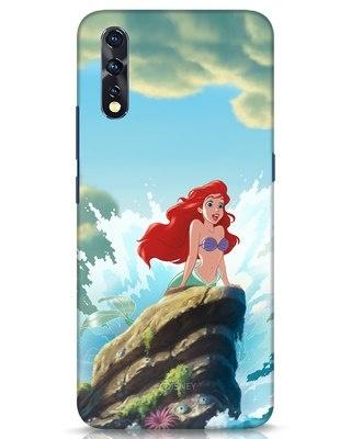 Shop Ariel Vivo Z1x Mobile Cover (DL)-Front