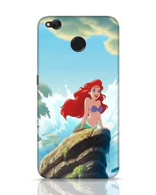 Shop Ariel Xiaomi Redmi 4 Mobile Cover (DL)-Front