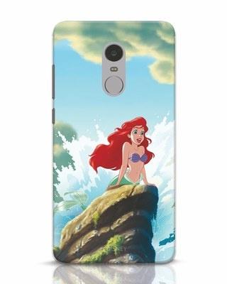 Shop Ariel Xiaomi Redmi Note 4 Mobile Cover (DL)-Front