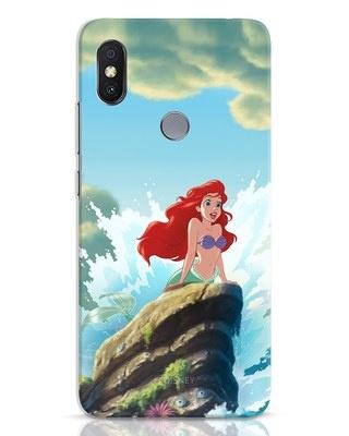 Shop Ariel Xiaomi Redmi Y2 Mobile Cover (DL)-Front