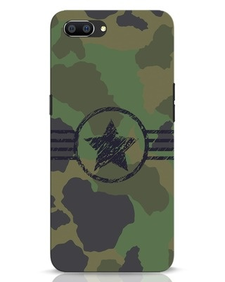Shop Army Realme C1 Mobile Cover-Front