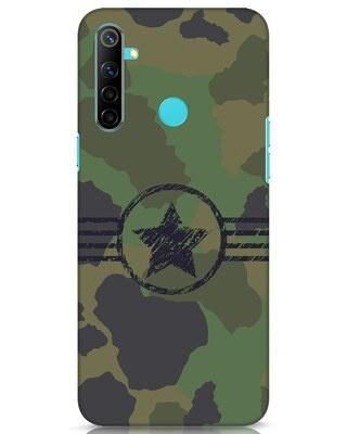 Shop Army Realme Narzo 10 Mobile Cover-Front